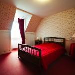 La chambre Bordeaux