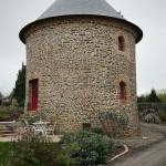 Le pigeonnier du Grand Manoir, hébergement insolite en baie du Mont Saint Michel